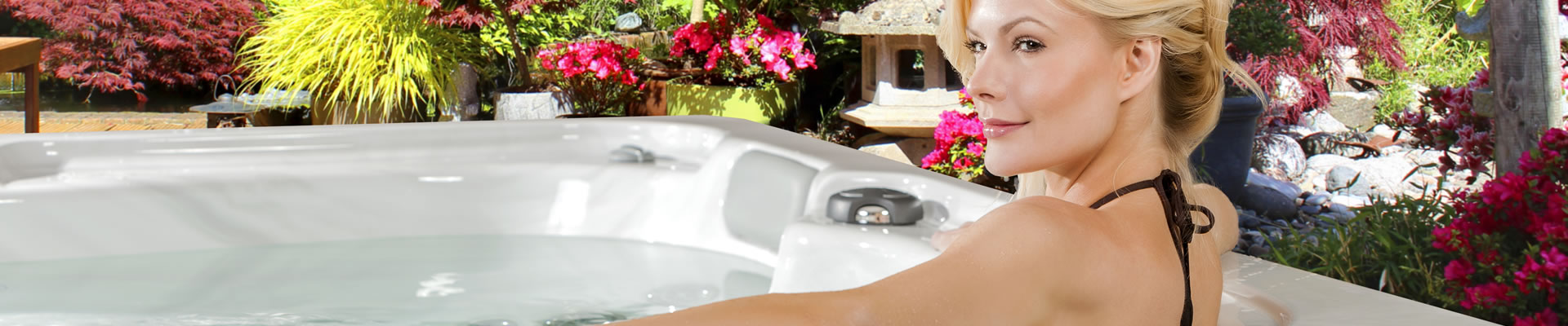 Garden Hot tubs / Spas