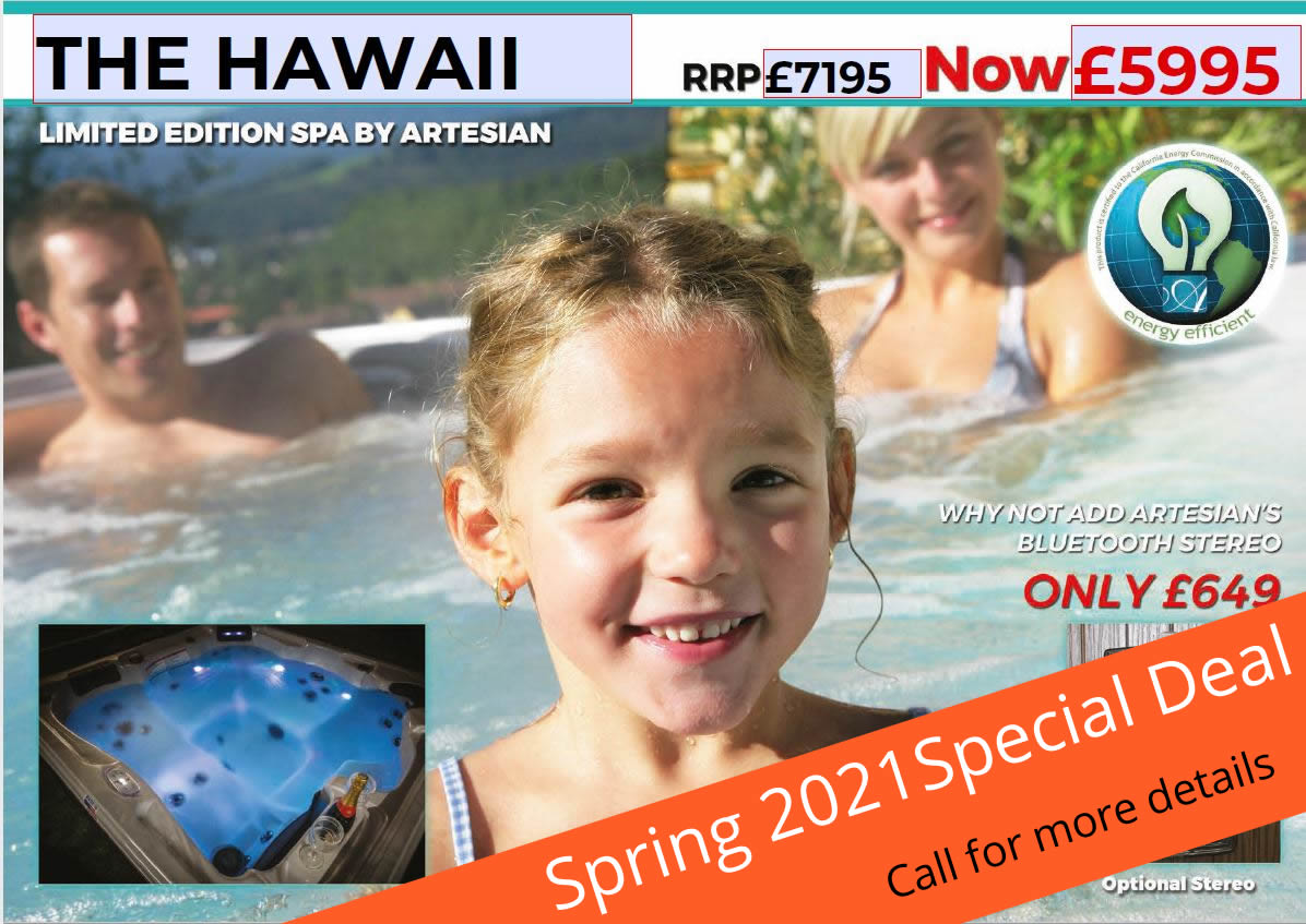 Hawaii Speial Offer - Click to View